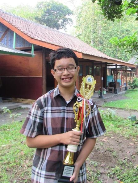 Juara I Lomba Bahasa Inggris OMP JSIT Regional IV DIY-Jateng