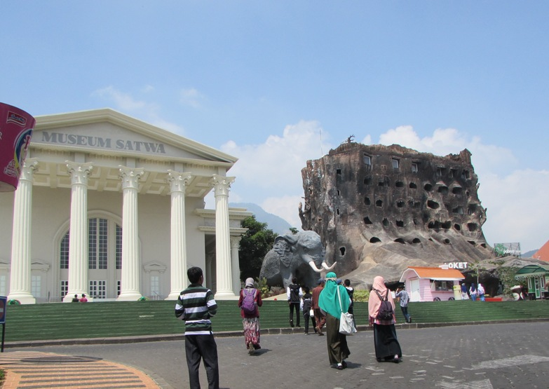 Museum Satwa & Hotel Pohon Inn
