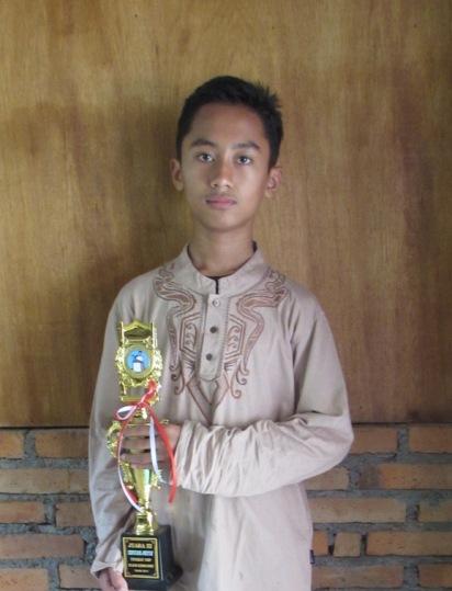 Juara III Lomba Khutbah Jum'at