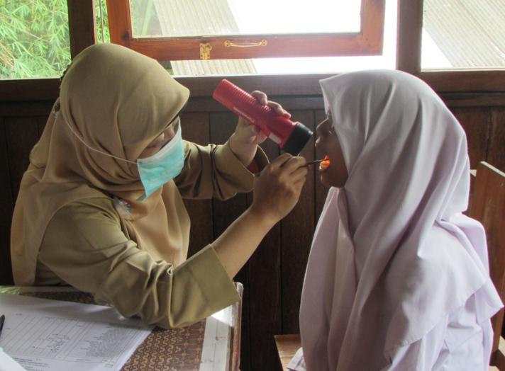 Pemeriksaan Kesehatan Mulut & Gigi