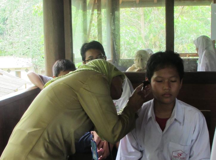 Pemeriksaan Kesehatan Telinga