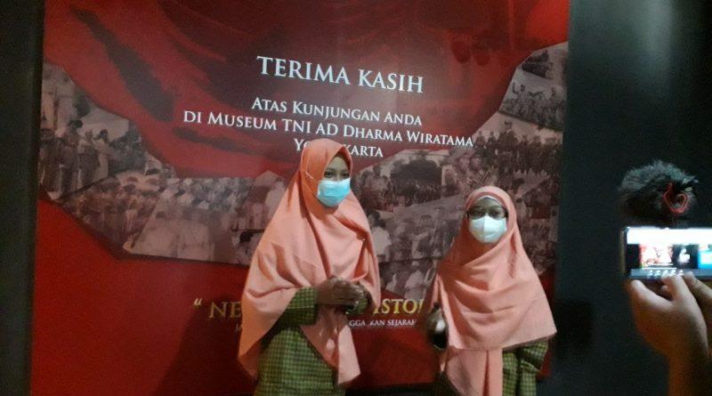 Dibalik layar Jelajah Virtual Museum TNI AD Dharma Wiratama